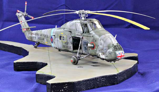 Helicóptero Westland Wessex HU.5