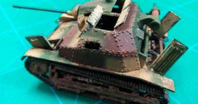 TKS 20mm tankette