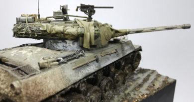 M-18 Hellcat Matias Vargas