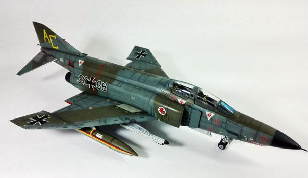 German RF-4E Alemán