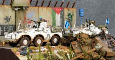 Imagen destacada tropas italianas en el Líbano / Italian troops at Lebanon