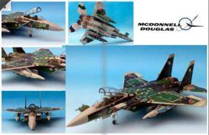 F-15DJ agresor F-15 DJ aggressor